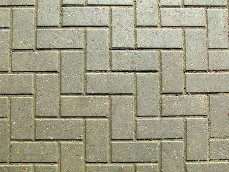 assort: Rectangular shape tile pattern Stock Photo