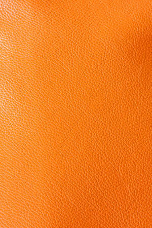 Real leather texture made from cow skin Stock Photo