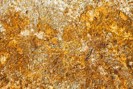 bedrock: Background of orange stone for construction material