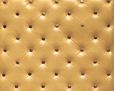 upholster: Classic leather upholster pattern in sepia tone