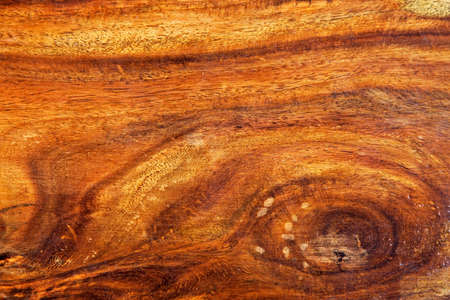 Background of knotted hard wood with texture photo