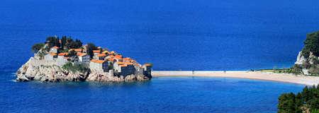 islet: St  Stefan islet and resort in Montenegro