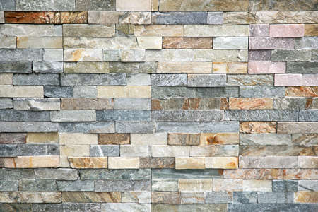 tile wall: Decorative tiles made from natural granite stone