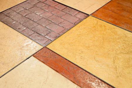 marble flooring: Diverse pietre naturali e piastrelle per pavimenti in marmo