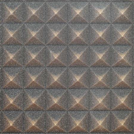 sound proof: Sound absorbing sponge isolation in music studio
