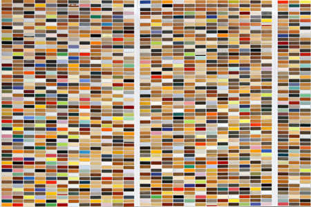 Mosaic tiles background with colorful rectangles pattern Stock Photo - 15390886