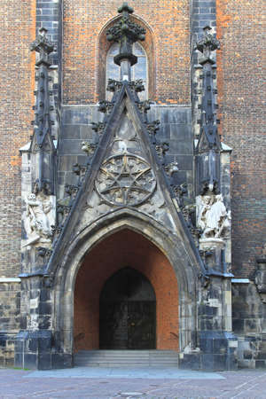 Market Church of Sts  George and James in Hannover Stock Photo - 16584756