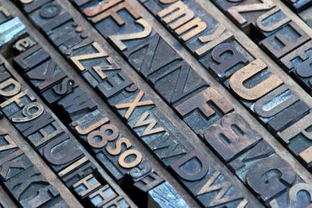 imprenta: Gran colecci�n de viejas cartas litograf�a retro