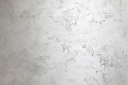 Wall background painted in silver with texture Stock Photo - 17690575