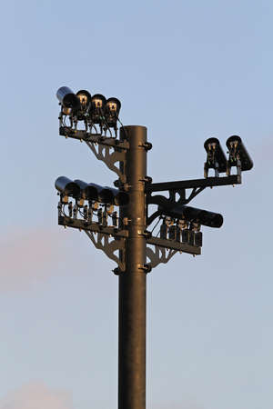 CCTV cameras for traffic surveillance monitoring security Stock Photo - 18307171