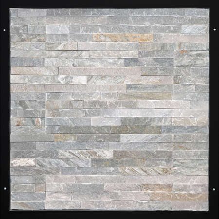 Natural gray granite made from small tiles Stock Photo - 19187794