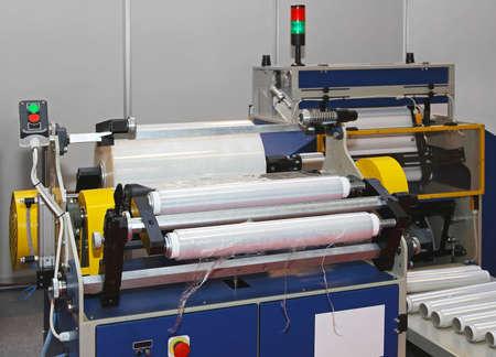 Verpakkingsmachine van plastic folie roll