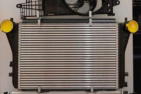 Aluminium Auto Kühler Teil
