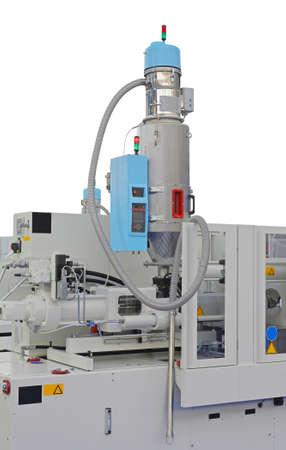 Injection molding machine for plastic parts production Reklamní fotografie