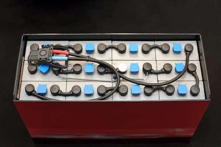 상업용 지게차 운송을위한 딥 사이클 배터리 모듈