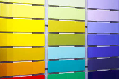 色見本塗装材料サンプラー