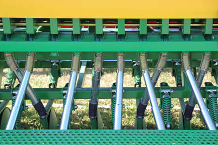 Mechanical Seed Drill Planter Agriculture Machinery