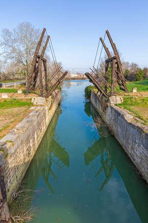 Pont Van Gogh Langlois Bridge in Arles France