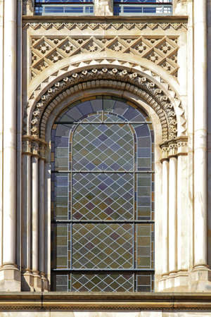 Arch Window Vitrage Classic Style in Hanover