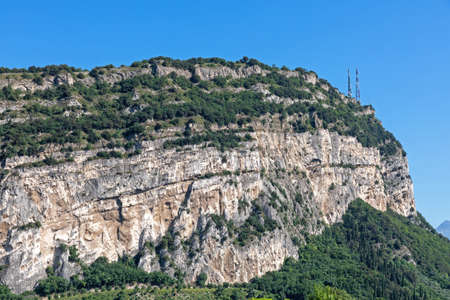 Monte Brione Hiking Mountain in Northern Italy