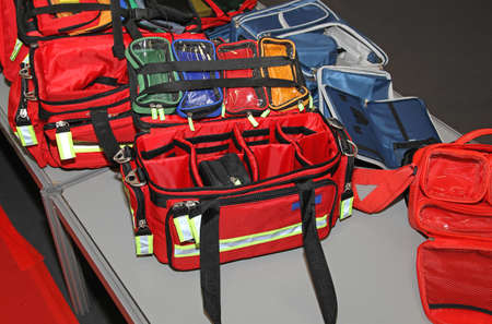Emergency Bags Kits First Aid and Rescue Equipment Packs