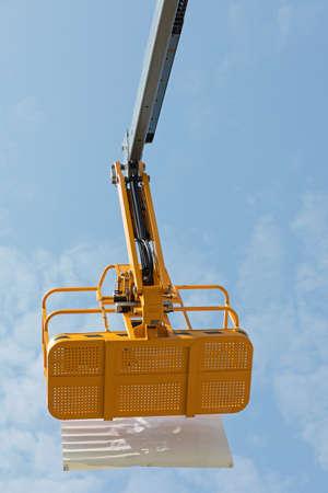 Boom Lift Platform Construction Machine Equipment