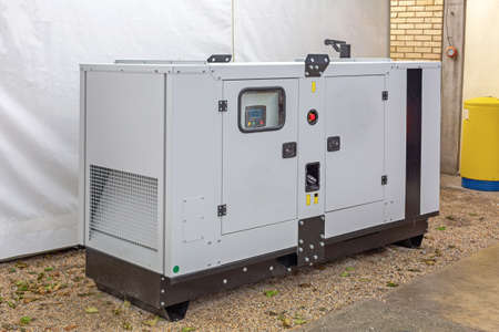 Auxiliary Electric Power Generator for Emergency Use
