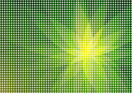 Abstract Green Background Wallpaper Digital Stock Photo
