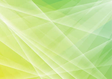 intersecting: Abstract Green Polygon Shapes Background