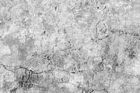 corroded: Old damaged weathered wall texture in black and white tone