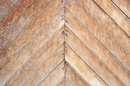 Rustic wooden planks texture background photo