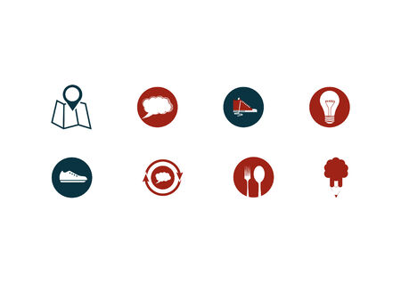 miscellaneous: Vector Miscellaneous Icons Set.