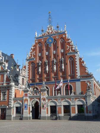 Blackheads Riga