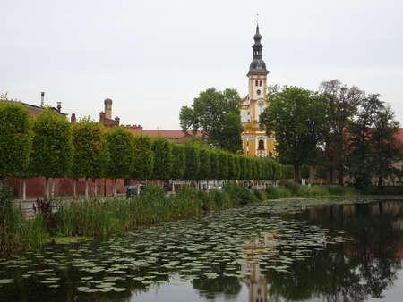 Neuzelle am See Monastery