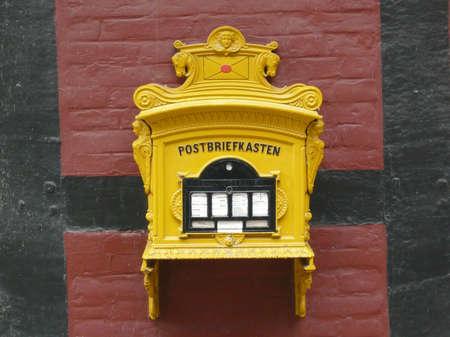 Historic letterbox