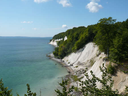 Ruegen Chalk Cliffs