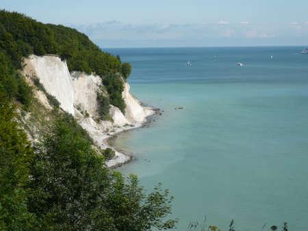 Chalk Cliffs on the Isle of Rügen