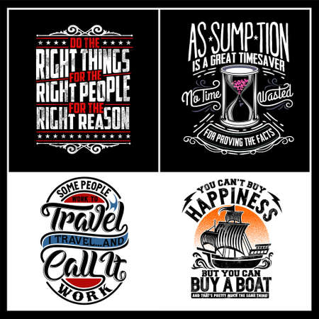 best quotes, was created with vector format. Can be used for digital printing and screen printing