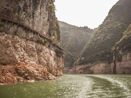 yichang: Yangzi river (Long river) in China