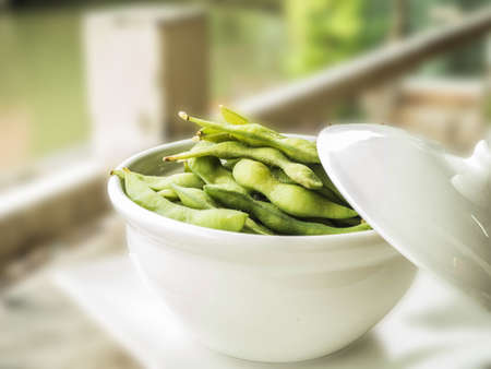 beneficial: Japanese soya, vitamins and minerals that are beneficial to the body.