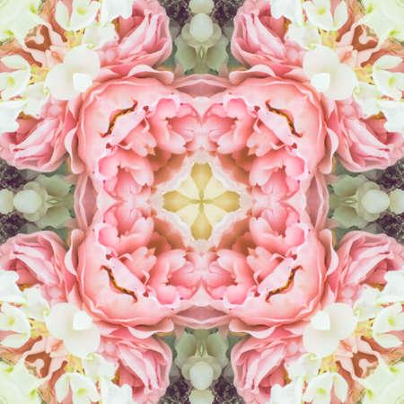 mandala, kaleidoscope , seamless pattern for create beautiful background