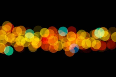 Blurred background with colored circles Stock Photo - 3009173