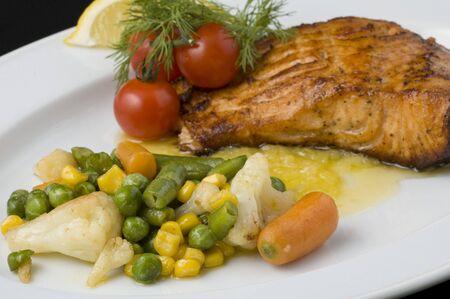 pesce cotto: Pesce cotte