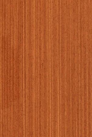 Texture of meranti (high-detailed wood texture series) Standard-Bild