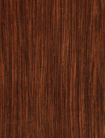 Texture of wenge (high-detailed wood texture series) Standard-Bild