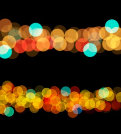 Blurred background with colored circles Stock Photo - 5590989