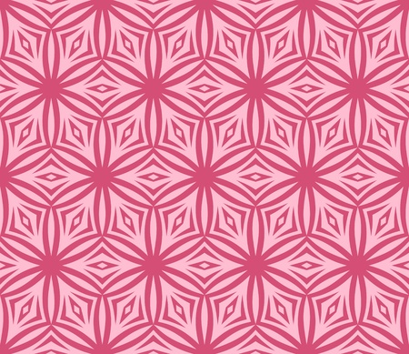 Seamless delicate pink vector background. Collection of different backgrounds. Vector