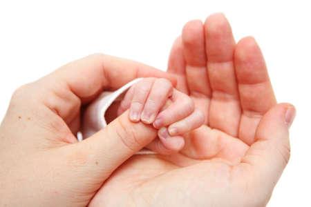 hand newborn Stock Photo - 8206566