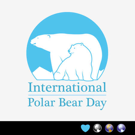 international polar bear day Фото со стока - 52408668