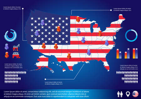 nomination: map of USA